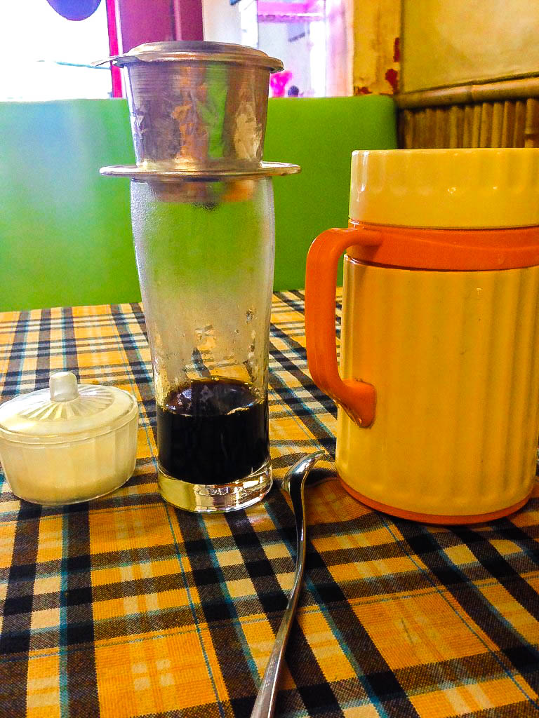 More Vietnamese Coffee